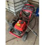 Clarke Petrol Power Washer