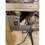 Elu table/mitre saw single phase
