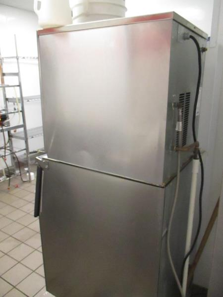Ice Machine by Hoshizaki, Model: F-80/MWH-C, SN: D01651B - Image 2 of 6
