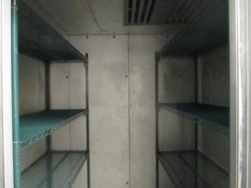 Walk In Cooler / Freezer Combo Unit, (2) Exterior Doors, Drop In Compressors, Overall: 12' x 6' x - Image 3 of 11