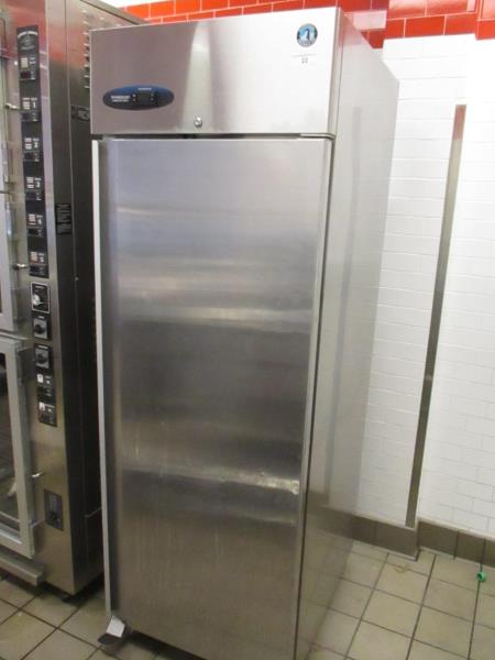 Lot 22 - Reach In Commercial Refrigerator by Hoshizaki, Model: CR1B-FS, SN: D62435C