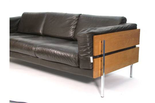 Remarkable Robin Day For Habitat A Forum Ii Three Seater Sofa The Caraccident5 Cool Chair Designs And Ideas Caraccident5Info