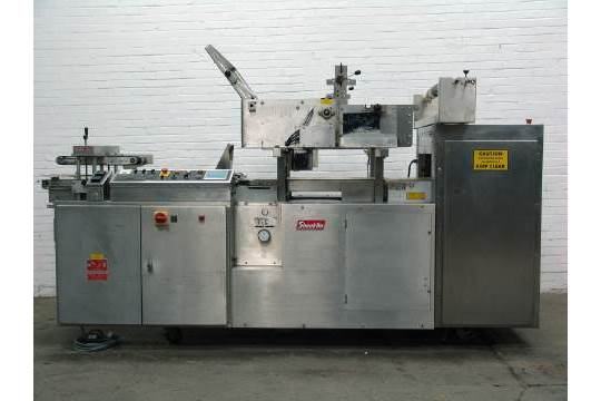 Shanklin HS2 Stainless Steel Shrink Wrapper