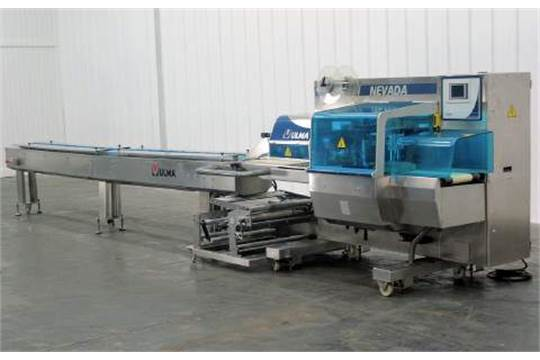 Ulma Nevada Automatic Inverted Flow Wrapper
