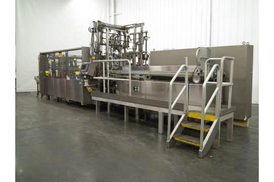 Salwasser R-101SSD Side Loading Case Packer
