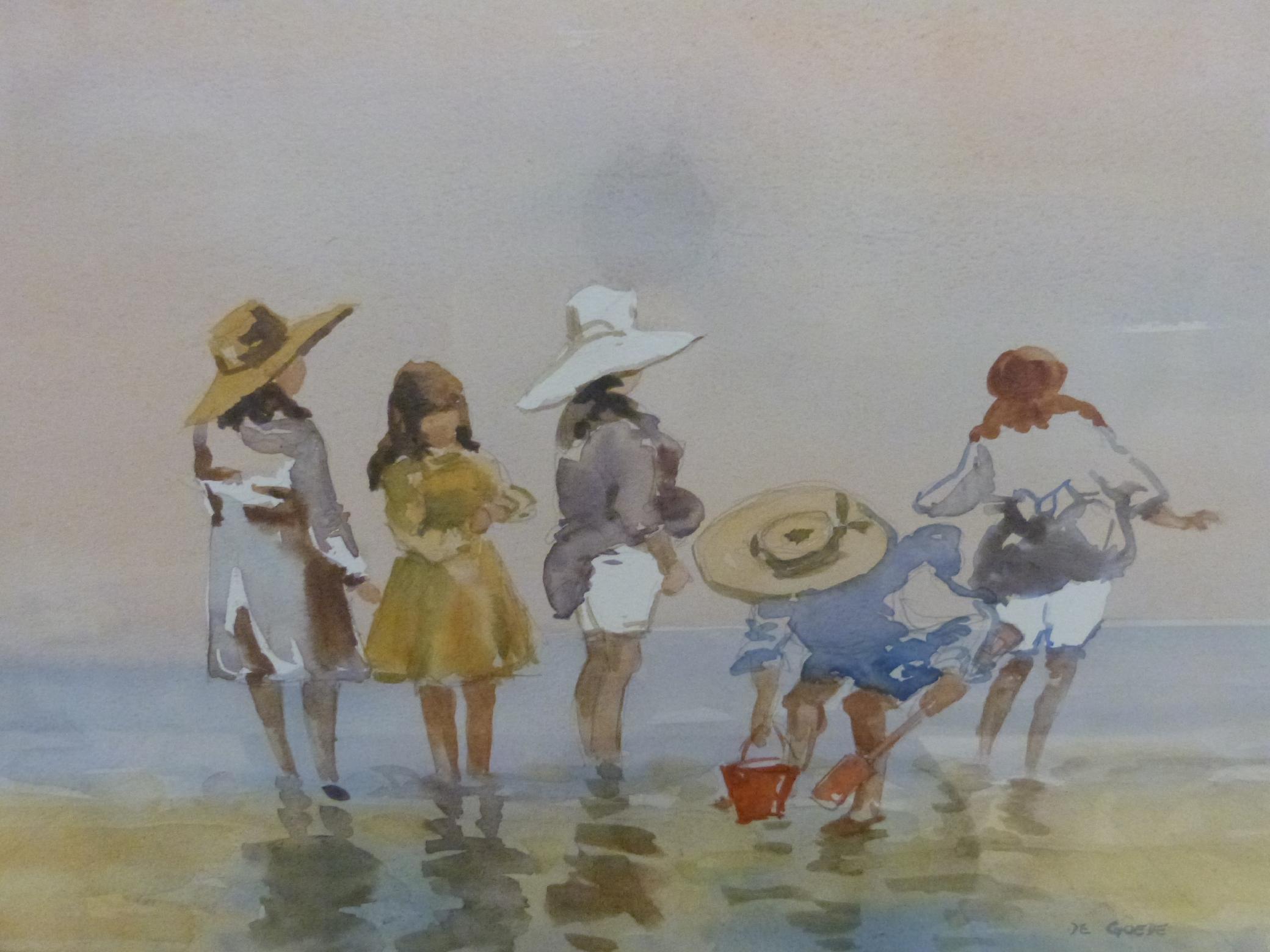 Stephen Gayford Original Paintings For Sale