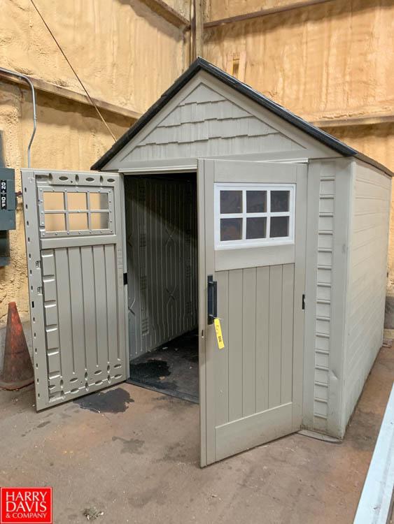 Lot 157 - Storage Shed Rigging: 200
