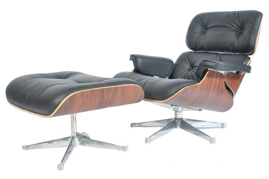 After Charles Ray Eames Lounge Chair A Contemporary