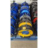 5 off 230/240V multi socket cable extension reels Lots 51 - 480 comprise the total assets of Mills