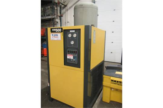 Kaeser Model KRD 500 500CFM Compressed Air Dryer