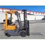 TCM FCG15F9 3,000lb Forklift