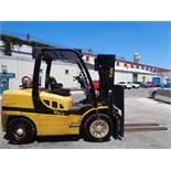 Yale GLP090VXNGSE086 9,000lb Forklift