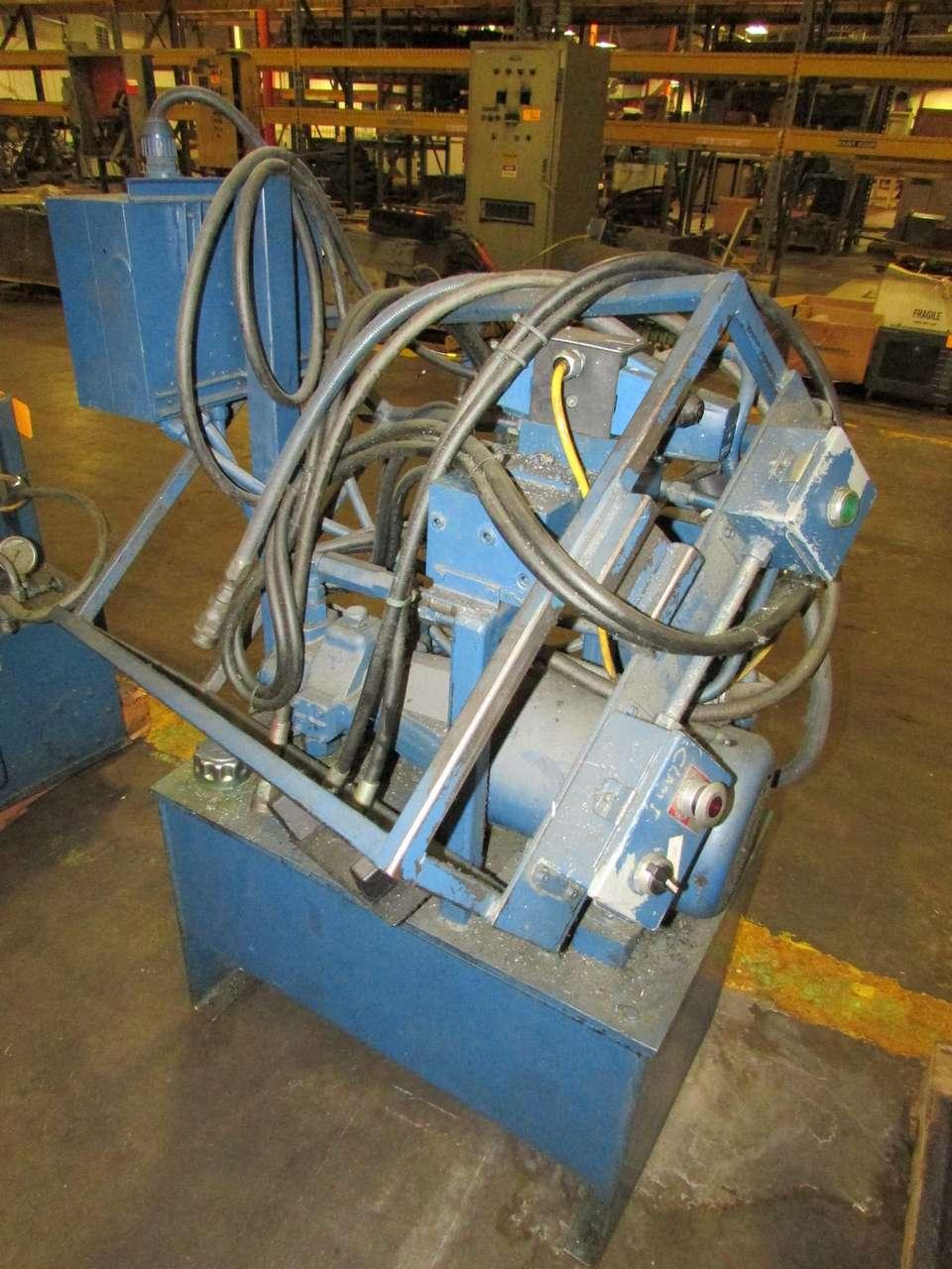 Lot 39 - Engineered Hydraulics 46AW 3HP Hydraulic Power Unit