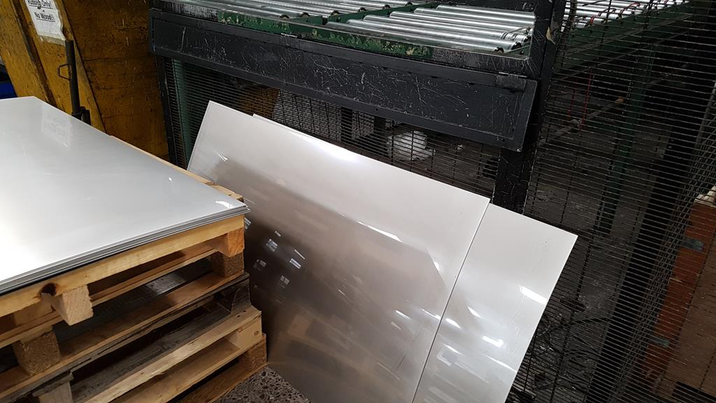 Dimeco 1300mm Cut to Length Line for Stainless Steel and Aluminium. Reserve £10,000 - Image 19 of 24