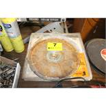 "ASSORTED DIAMOND SAW BLADES, 12"" & 14"""