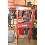 """ARCAN MODEL CP20 20 TON HYDRALIC H-FRAME PRESS, 24"""" BETWEEN UPRIGHTS"""