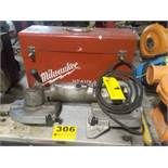 GREENLEE PORTABAND BAND SAW