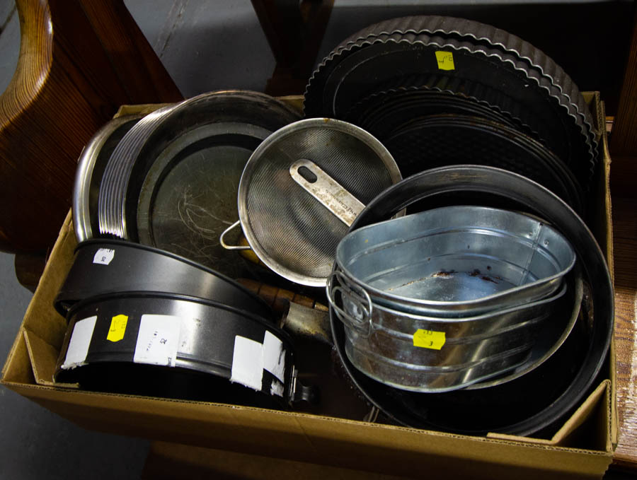 2 BOXES OF COOKING UTENSILS - Image 2 of 2