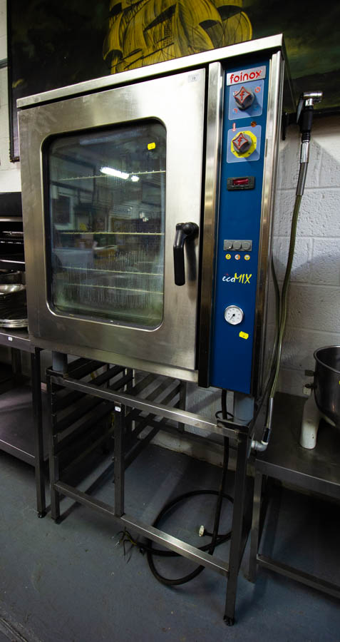 FOINOX ECO MIX COMBI OVEN ON STAND
