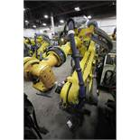 FANUC ROBOT R-2000iB/210F WITH R-30iA CONTROL, CABLES & TEACH PENDANT, SN 96999, YEAR 2009