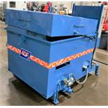 """ADF CNC ROTARY PARTS WASHER, MODEL 800-42"""", YEAR 1996, SN 9607-3049"""