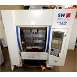 SCHWABISCHE WERKZEUGMASCHINEN (SW) MODEL BA S03-11, 4-AXIS CNC VMC, YEAR 2003, SN 180.023