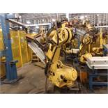 FANUC ROBOT R2000/200F, SN 58044 WITH R-J3iB CONTROL, CABLES & TEACH PENDANT