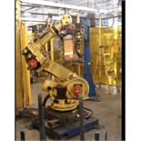 FANCU ROBOT R2000/200F, SN 58045, WITH R-J3iB CONTROLLER
