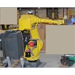 FANUC ROBOT; M710iB/70 WITH R-J3IB CONTROLS, TEACH PENDANT & CABLES, YEAR 2006