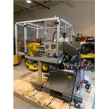 FANUC ROBOTIC VIBRATORY CELL LR MATE 200iD/4S WITH R30iB CONTROL AND ALLEN BRADLEY PLC HIM SN 176518