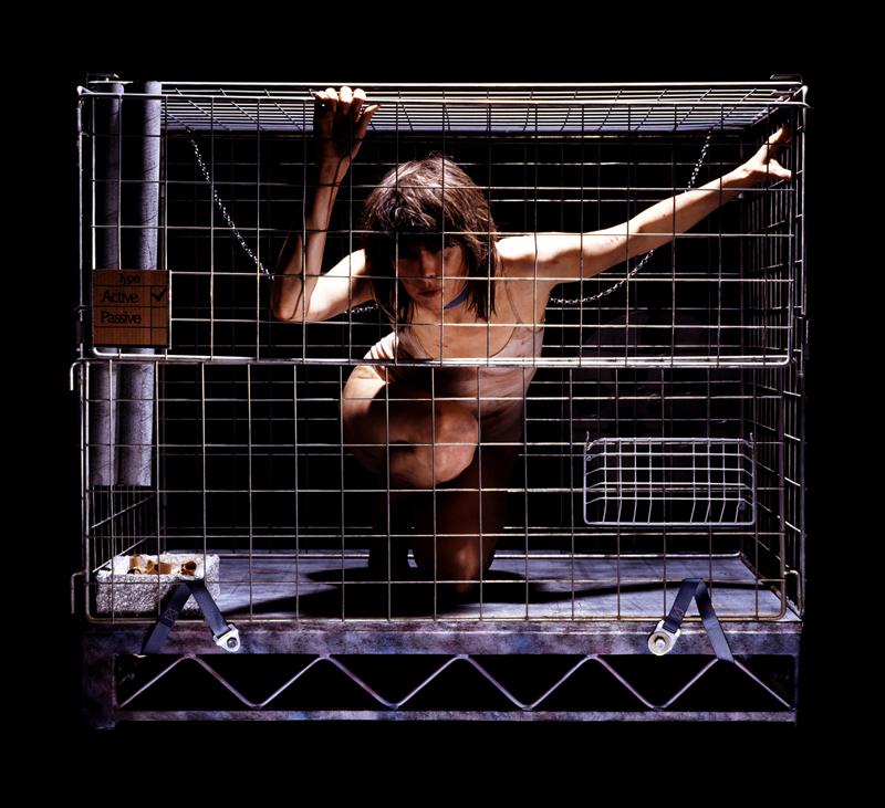 "Lot 7 - Artist: The Pretenders Photographer: Jill Furmanovsky Signed by: Chrissie Hynde Size: A2 16.5"" x"