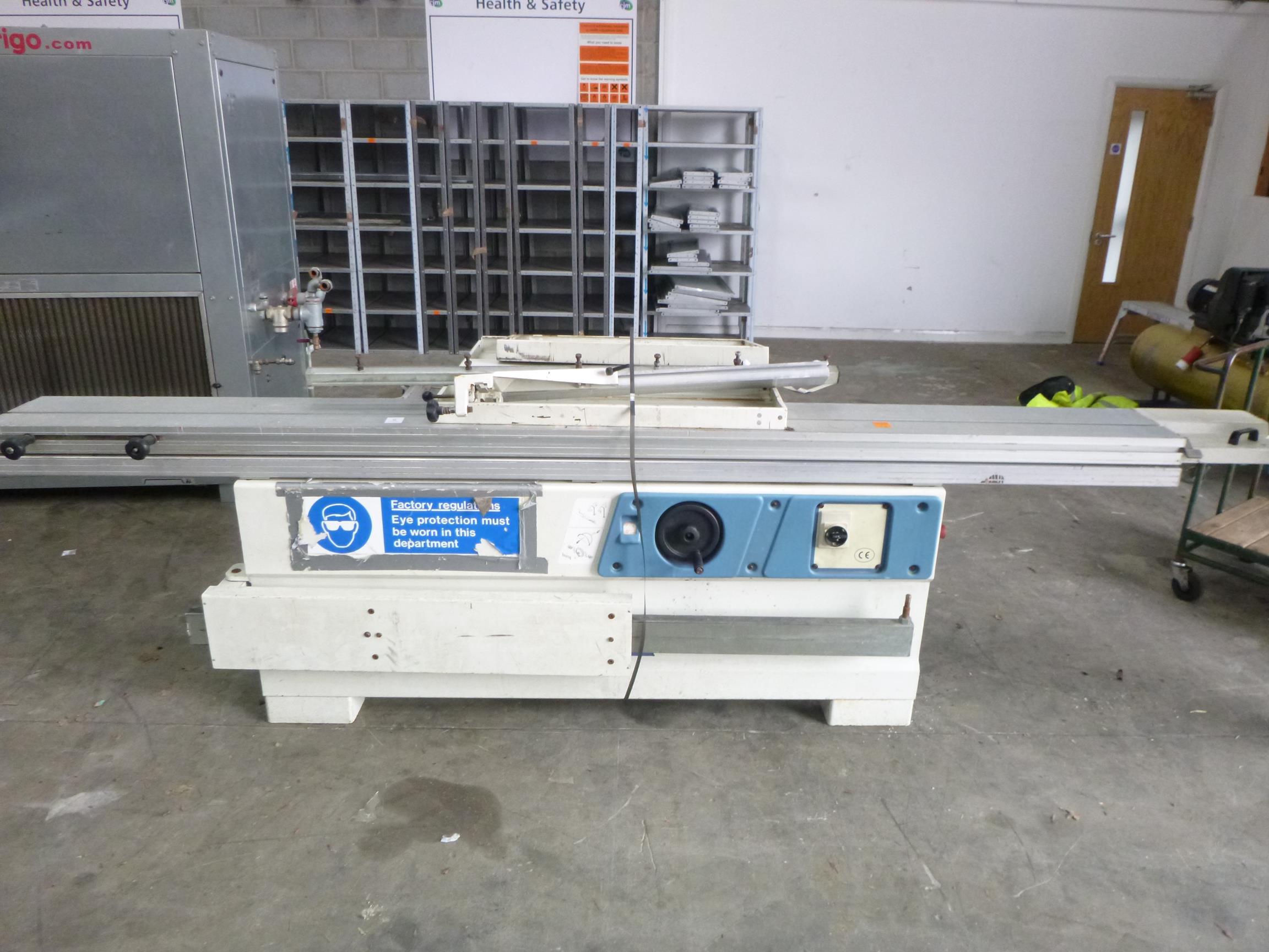 2001 SCM Minimax 3-2 SC/4WS Saw, Matr KK/060305  Comp R006802, No
