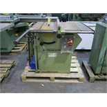 Eddisons CJM | Collection of Woodworking Equipment