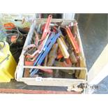 A quantity of engineering tools