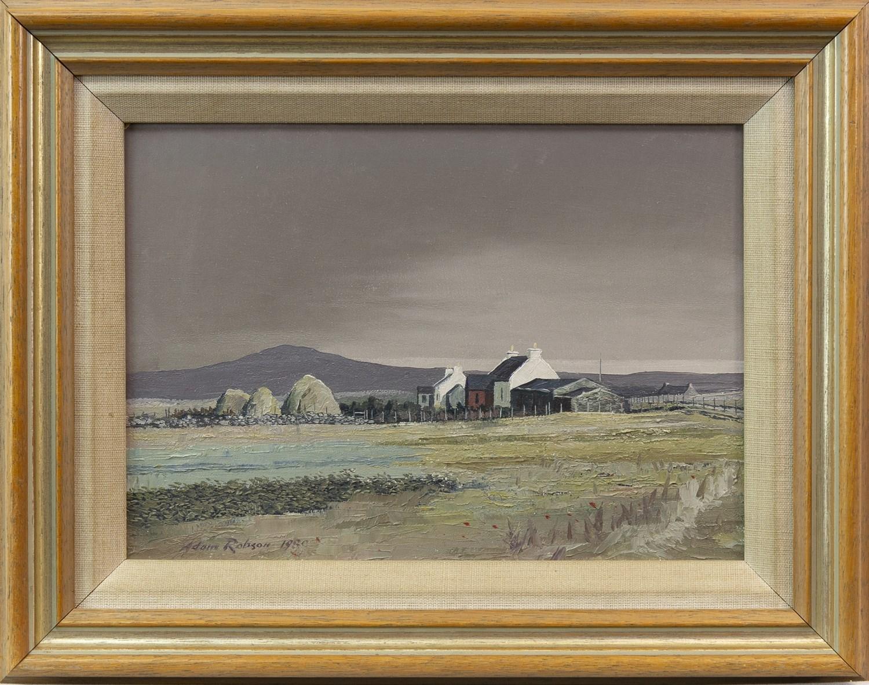 Lot 35 - DOLLAR LANDSCAPE, BY ADAM ROBSON