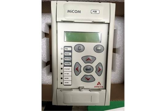 Five Micom P120 Overcurrent Protection Relays (Located