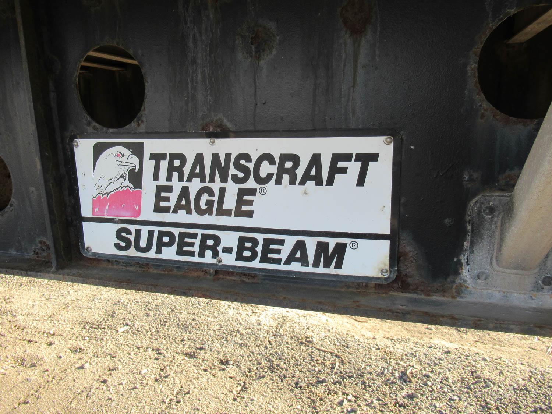 "Lot 42 - 48' TRANSCRAFT EAGLE ""SUPER BEAM"" MDL. W248X102 TRAILER, VIN: 1TTF4820332009766 (#KTF2) [LOCATED @"