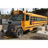2005 Thomas 72 Passenger School Bus; VIN 4UZAAXCS47CW36089; Meter Shows 19,000 KM; (Unit BUS01);