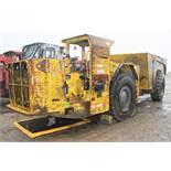 2012 Atlas Copco MT2010 Mine Truck, 20 Tonne, Cummins Diesel, 18R25 Tires; S/N 8997-2912; Meter