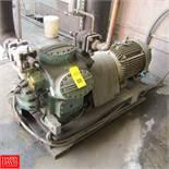 Brainerd Compressor Model 5H60-A219 : SN 67566 Rigging Fee: 500
