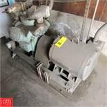 Carrier Compressor Model 5H60 : SN 1656813-5 Rigging Fee: 500