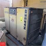 Kaeser Compressor Model BS-51 Rigging Fee: 500