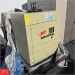 Ingersoll Rand Air Dryer Model TS2A Rigging Fee: 100