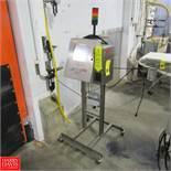 Leibinger Inkjet Printer Model JET 3 UP PRO : SN LJ-333365 Rigging Fee: 100