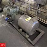 Carrier Compressor Model 5H40-A219 Rigging Fee: 500
