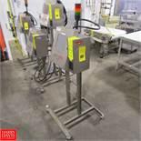 Leibinger Inkjet Printer Model JET 3 UP PRO : SN LJ-332234 Rigging Fee: 100