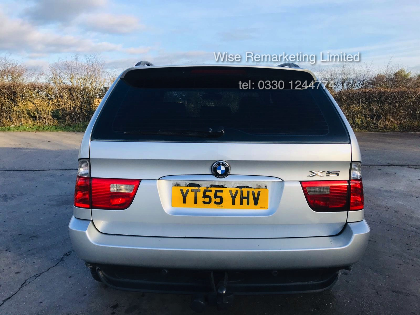 BMW X5 Sport 3.0d Auto - 2006 Model - Full Leather - Heated Seats - Fully Loaded - Image 4 of 20