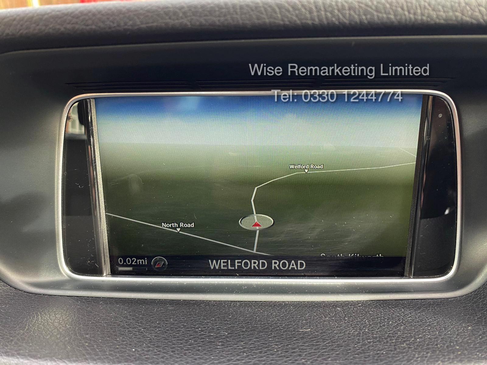 Mercedes E220d 2.1 Special Equipment Auto 2015 15 Reg - 1 Former Keeper - Sat Nav - Parking Sensors - Image 12 of 14