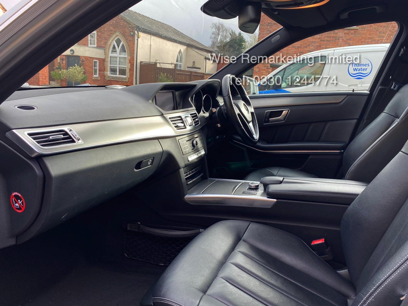 Mercedes E220d 2.1 Special Equipment Auto 2015 15 Reg - 1 Former Keeper - Sat Nav - Parking Sensors - Image 7 of 14