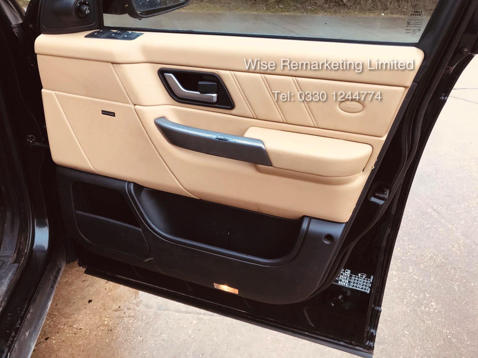 Range Rover Sport 2.7 TDV6 HSE Auto - 2008 Model - Cream Leather - Sat Nav - Heated Seats - Image 13 of 19